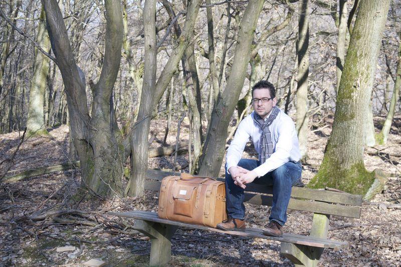 Gundara -  Thomas Koch und seine Traveller Classic Reisetasche
