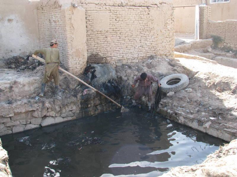 Gundara - natürliche Ledergerbung - chromfrei - Afghanistan