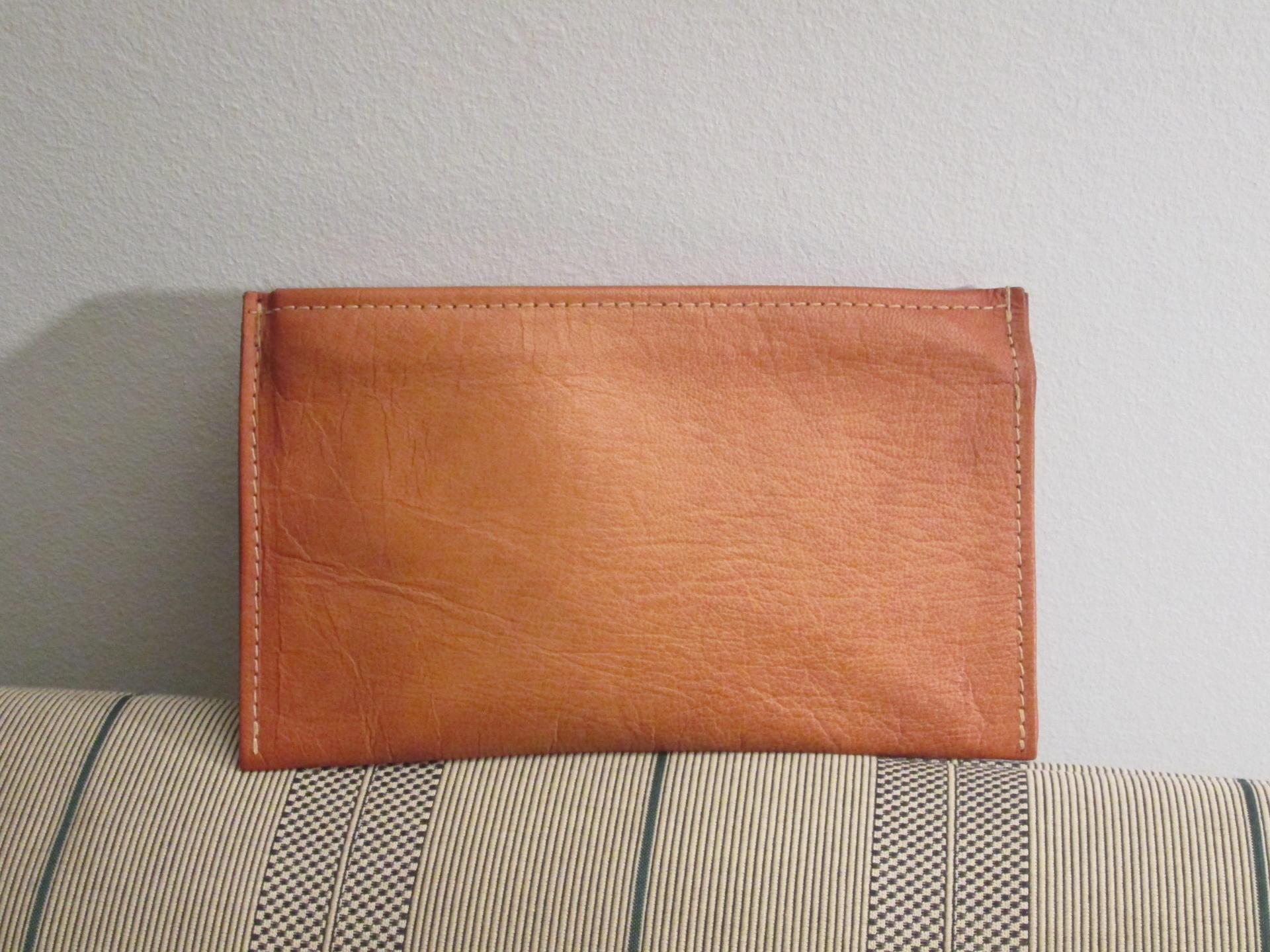 Little Lea - Cosmetic bag genuine leather - Afghanistan - Gundara