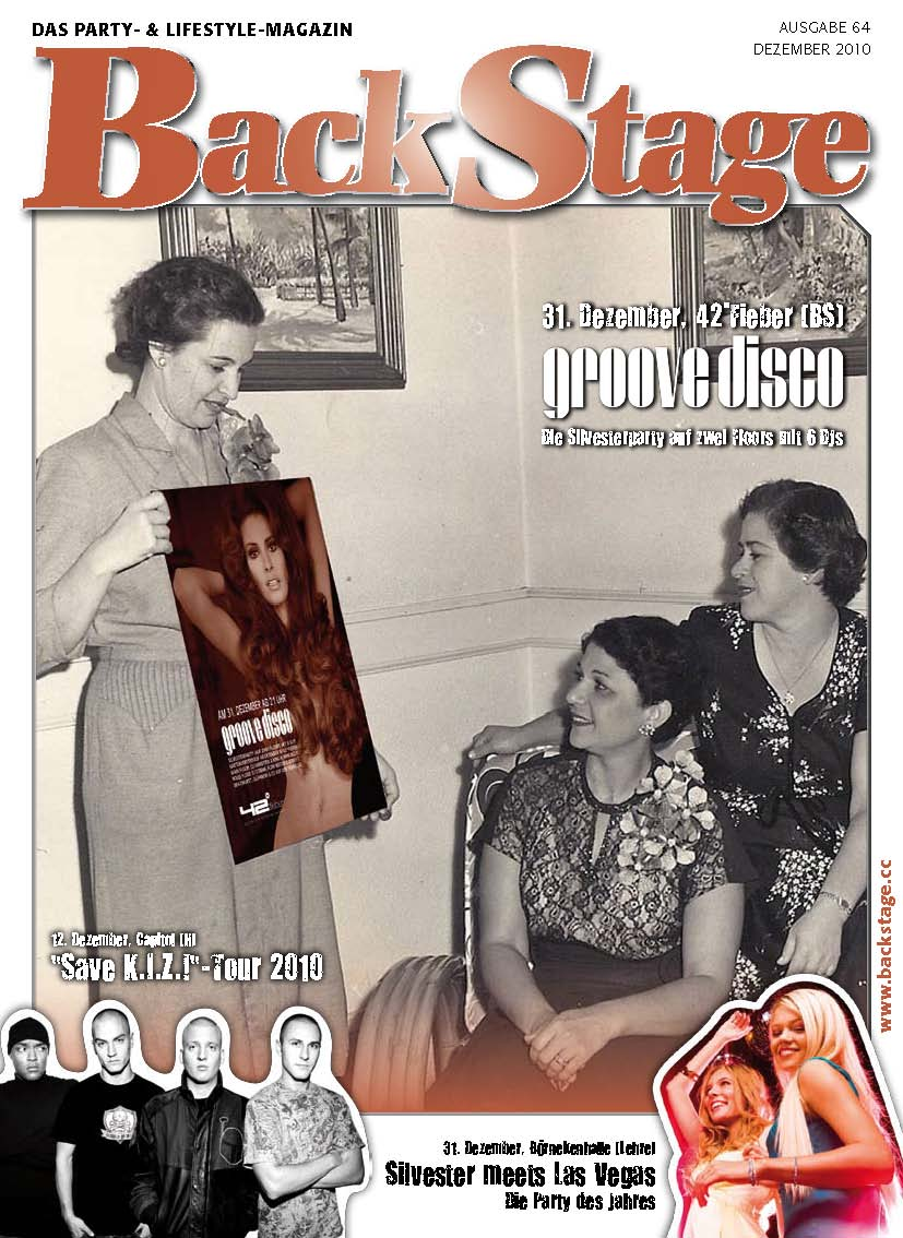 Gundara - Backstage magazine