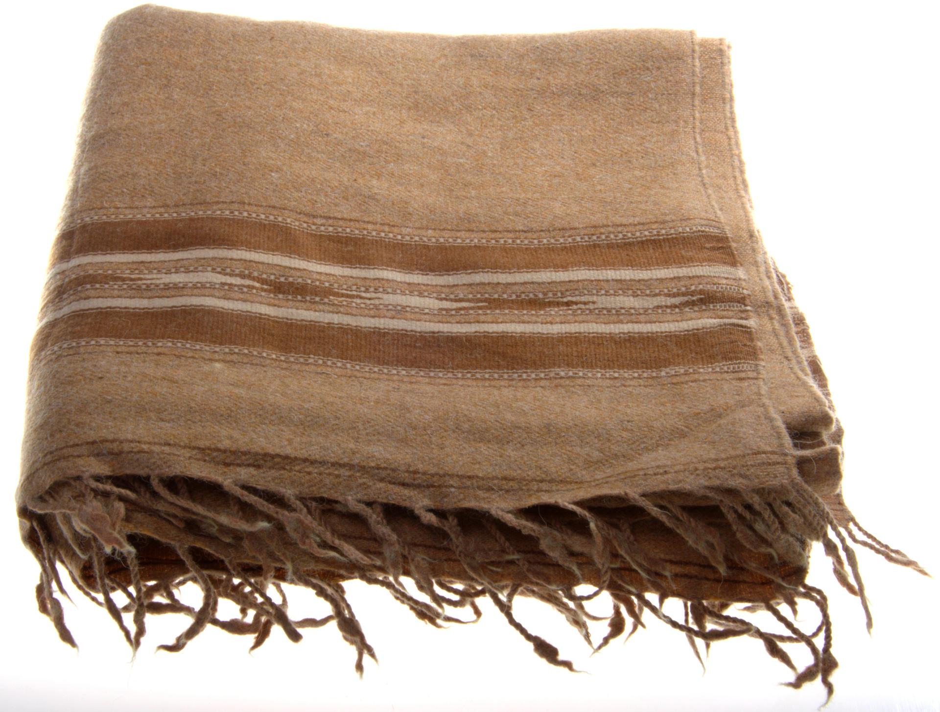 warm woolen plaid
