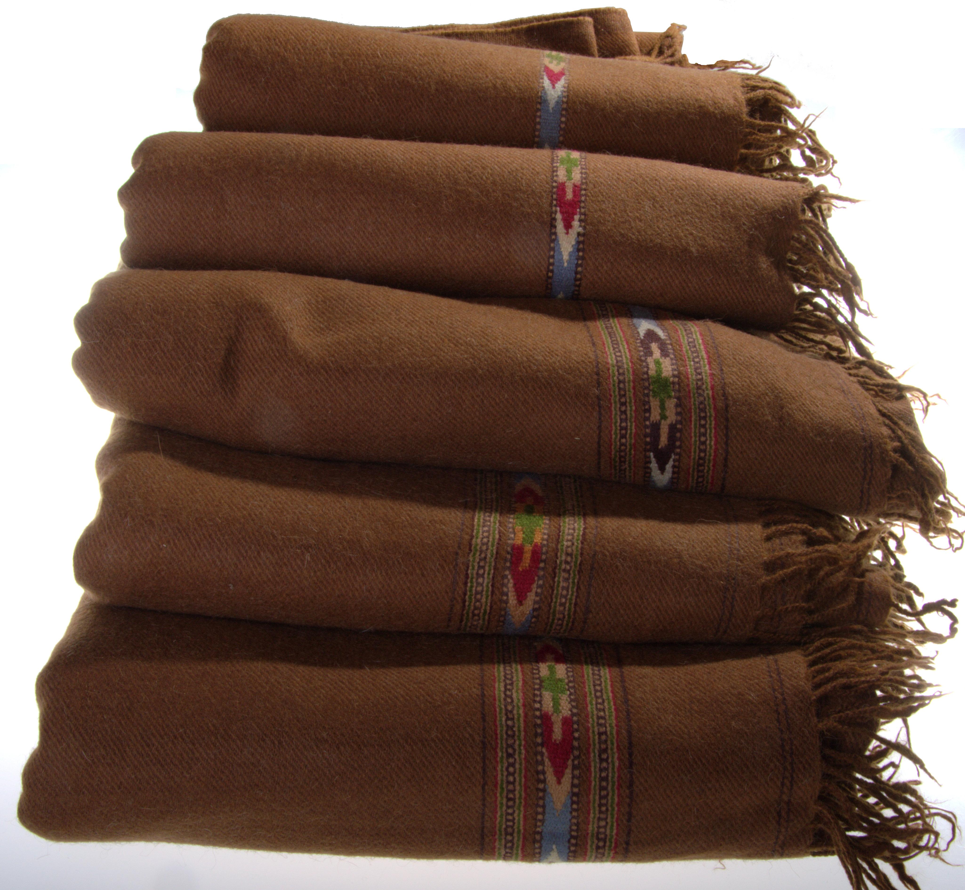 dark brown patu