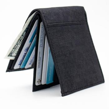 black-cork-wallet