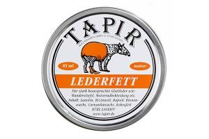 Tapir - natural leather balm