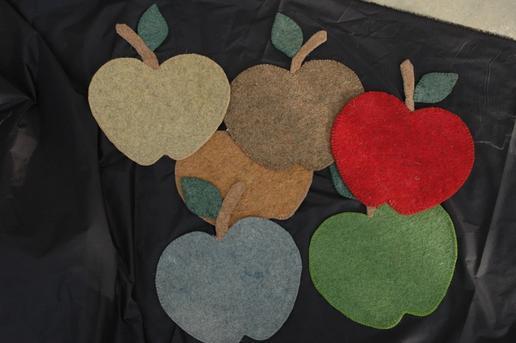 Gundara - Pommes d'Afghanistan