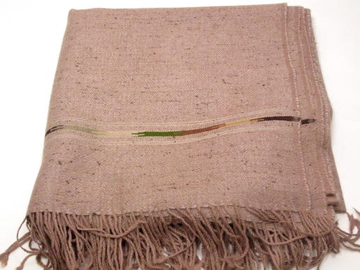 fine fabric patu - fair trade from Pakistan - warming plaid