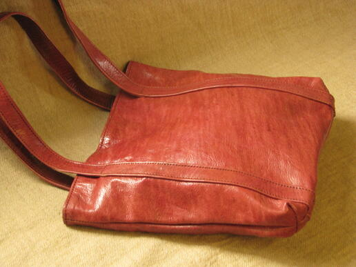 un cuir de chevre produit au burkina faso