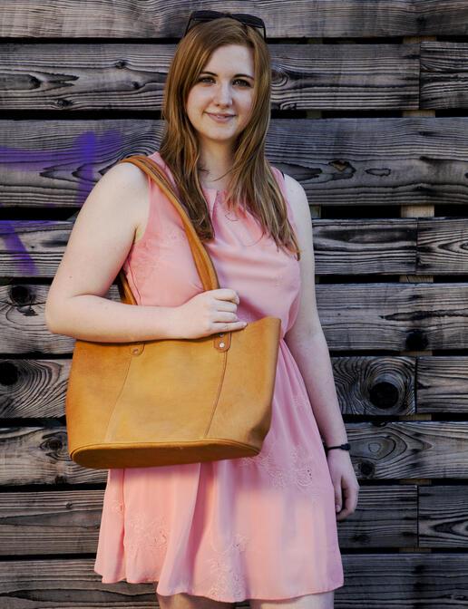 Leila shoulder bag