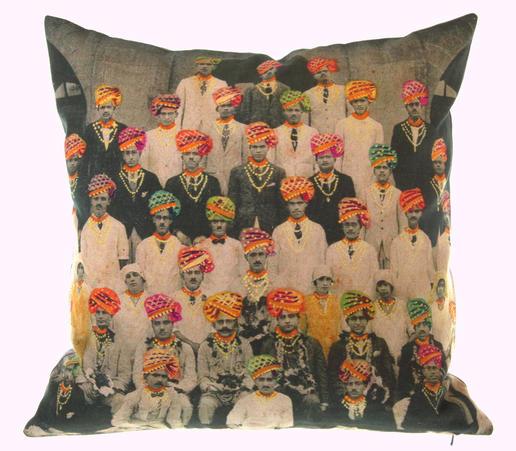Neeru Kumar - Kissenbezug - Made in India