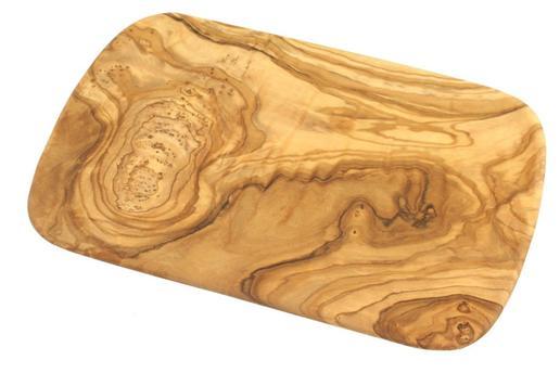 Olive wood cutting board - mediterranean living - Gundara