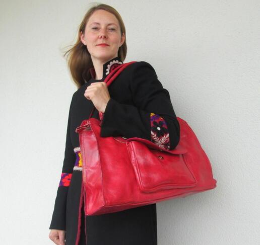 Handtasche fürs Büro