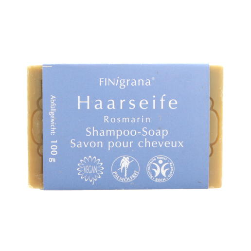 Rosmarin hair soap