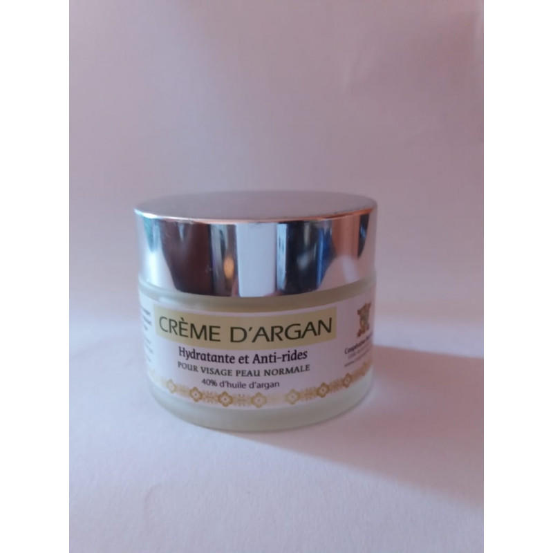 facial cream for normal skin from the Marjana Cooperative