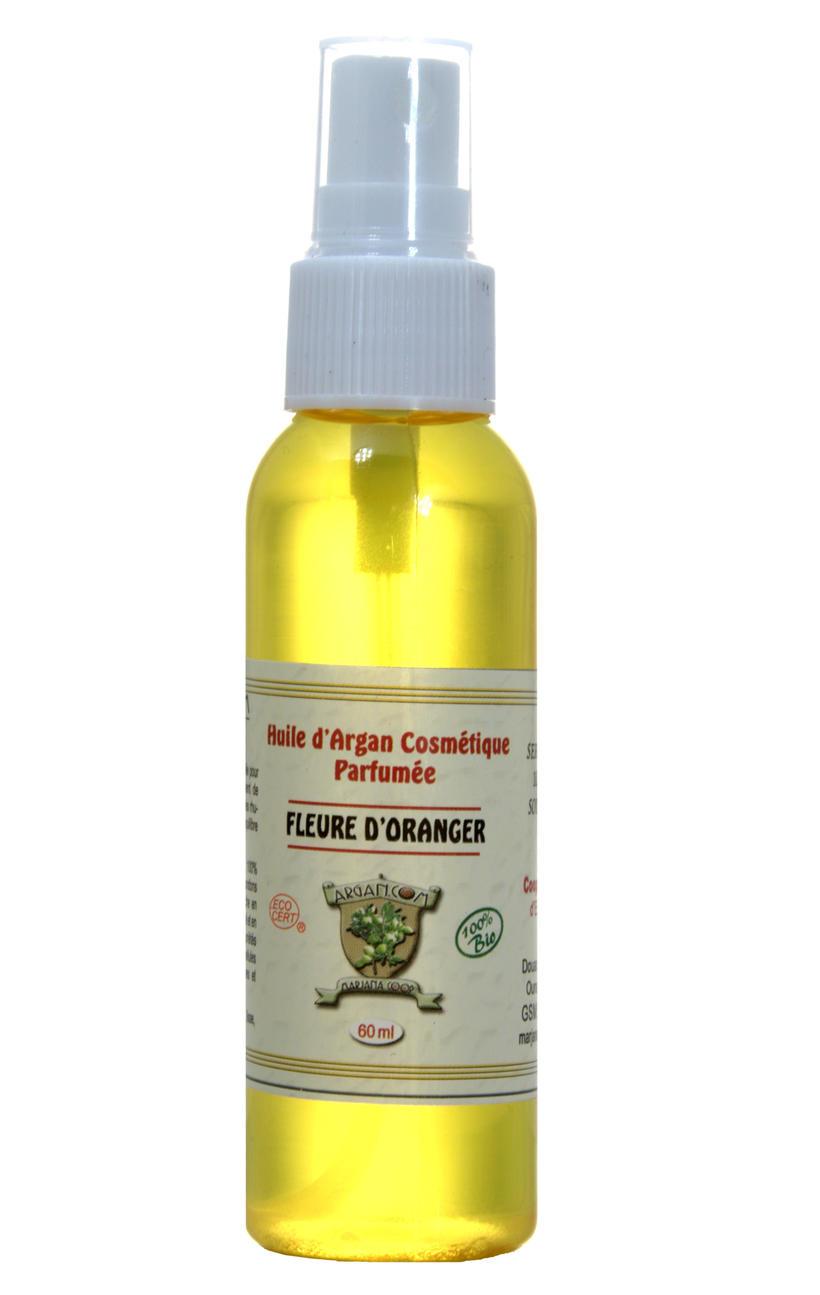 very nice argan body oil