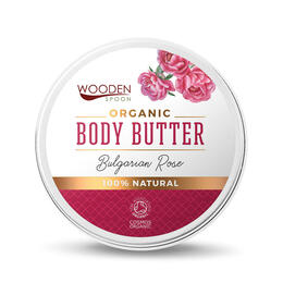 Bulgarian Rose - Organic Body Butter