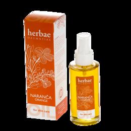Körperöl Orange - Pflegeöl aus Dalmatien