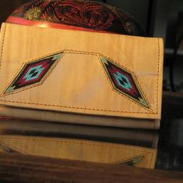 Gundara - Portemonnaie Ute's - Leder-Portemonnaie für Damen - geschlossen