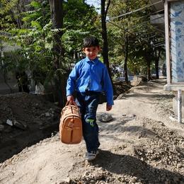 Gundara - Reisetasche Kleiner Klassiker - kleine Reisetasche aus Leder