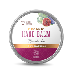 Organic Hand Balm - Miracle Skin