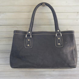 leather bag made in Zambia