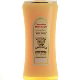 organic argan oil based shampoo