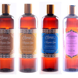 Ottoman Shower Gels