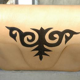 Gundara - Kyrgyz Big - Messenger bag - genuine leather - Afghan-manufactured