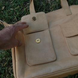 Summer Fritz - sac d'épaule mixte - Gundara