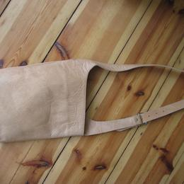 Gundara - Summer Time - handmade wrap leather bag - genuine leather