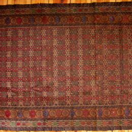 Wunderschöner Woll-Herati - Gundara