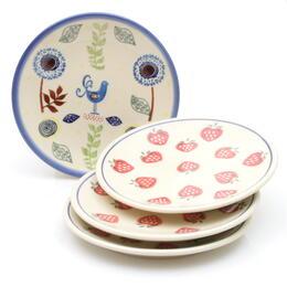 funny plates from Boleslawic, Poland