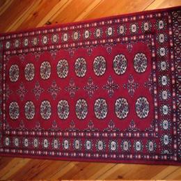 classical bukhara rug