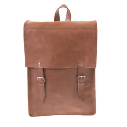 Genuine Leather Backpack Paul from Ethiopia
