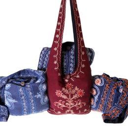 Gundara - faire Baumwolltasche aus Frauenkooperative - Nepal