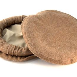 light brown pakol