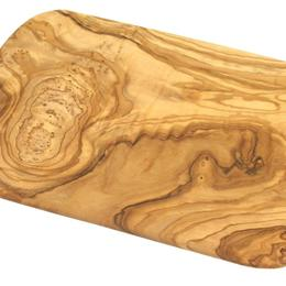 Olive wood cutting board - mediterranean living - Gundara