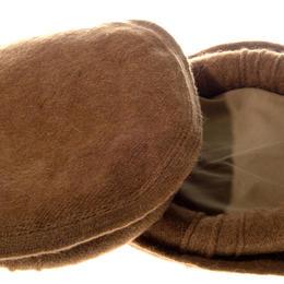 pakol en laine, fait au Pakistan
