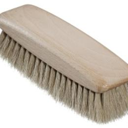 Tapir - polishing brush - horse hair -  light color