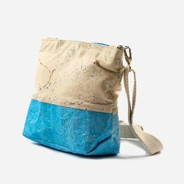 Upcycling bag - with organic cotton - from Egypt - social startup Upfuse