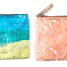 Upfuse - cosmetics bag - made in Egypt - recycled plastic - Gundara
