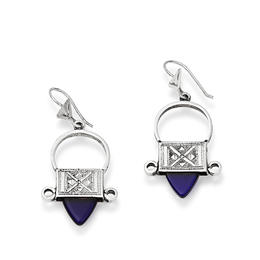 Touareg Design Earrings