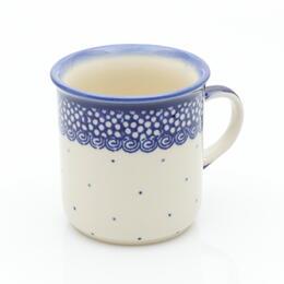 bubble pattern ceramic cup