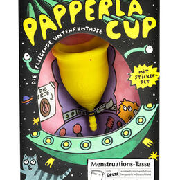 papperlacup funny packaging