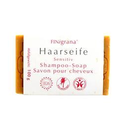 savon pour cheveux à l'huile de nigelle