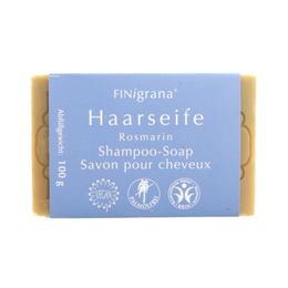 savon pour cheveux à l'huile essentielle de romarin