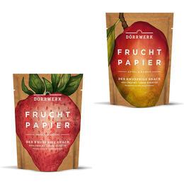 fruit paper Dörrwerk