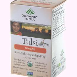Tulsi Ginger - Organic India