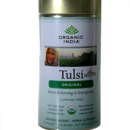 100g Box Loose Tulsi Chai Masala Organic India
