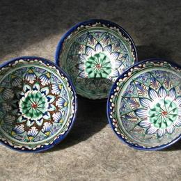 Gundara - Piola - Samarkander - Teeschalen - handbemalt