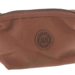 Washbag - Chocolate fair trade wash pouch